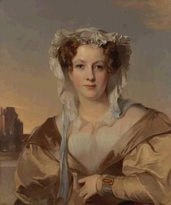 Sarah Rogers Gracie King, 1831 (Thomas Sully) (1783-1872) The Nelson-Atkins Museum of Art, Kansas City, MO