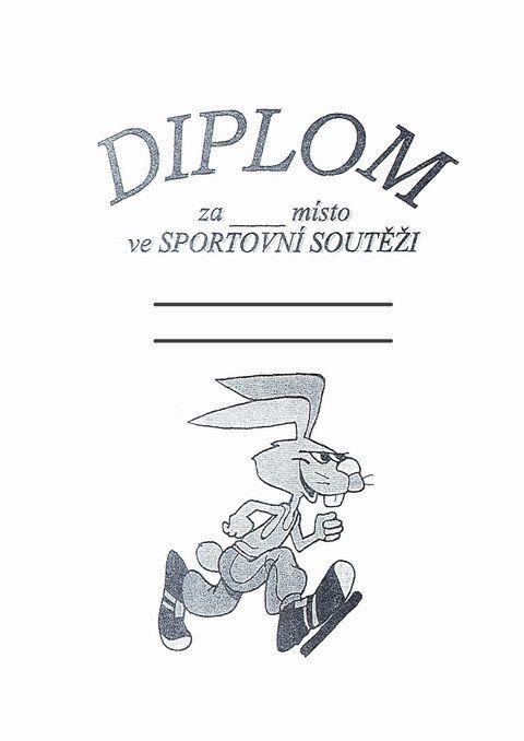 Diplom - zajda běh