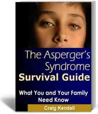 Aspergers in Children, Adults Symptoms Book. Aspergers test, treatment, signs of asperger syndrome behavior support groups.
