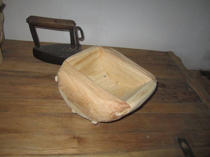 Miseczka drewniana - wood-gallery - Dekoracja stołu