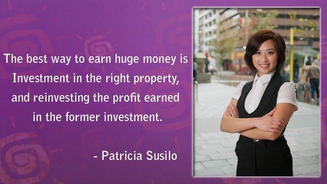 Patricia Mirawati Susilo - Real Estate Agent : Patricia Susilo - Provides Property Realted Servic...