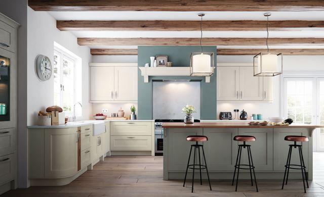 Kitchen Stori - Florence in stone