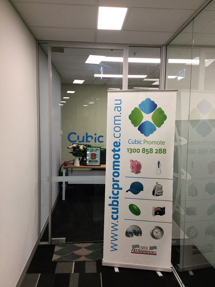 Visit our showroom in the CBD! We can help you solve any #promotional dilemma!