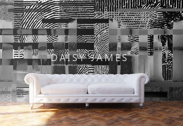 DAISY JAMES wallcover The Print