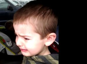 This Little Boy Went to the Circus Instead of the Broccoli Farm, and He's Furious About It.