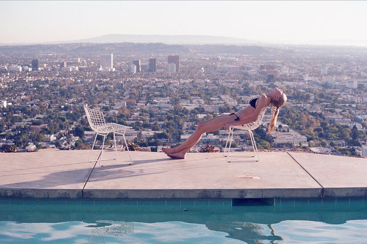 17 best images about los angeles on pinterest it 39 s a - Best swimming pools in los angeles ...