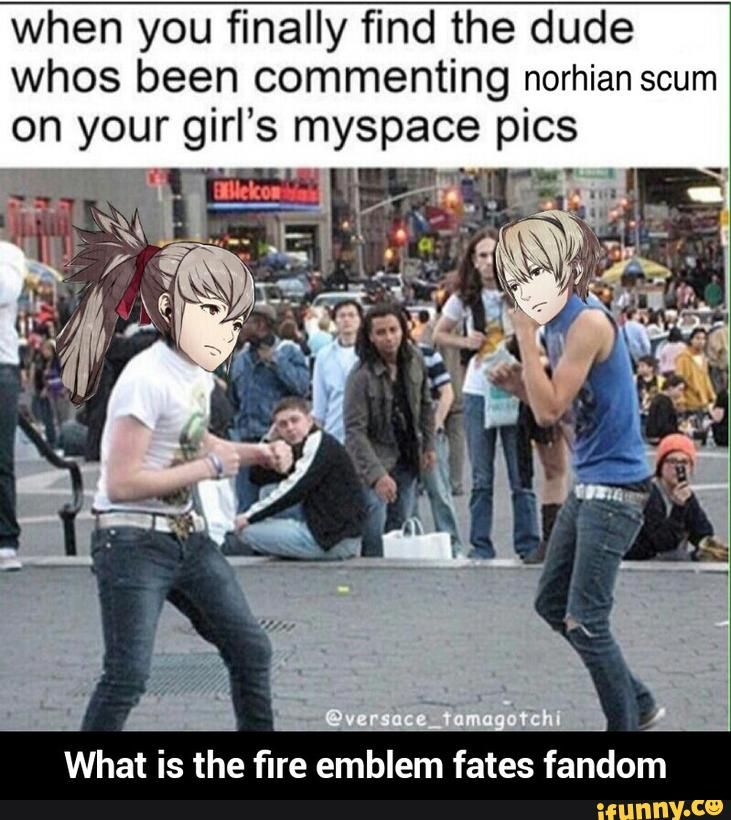 What is the fire emblem fates fandom