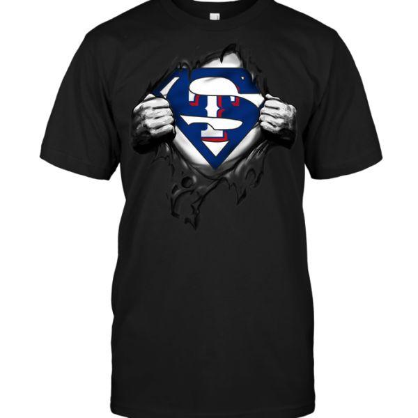 Superman Texas Rangers – POISETEE