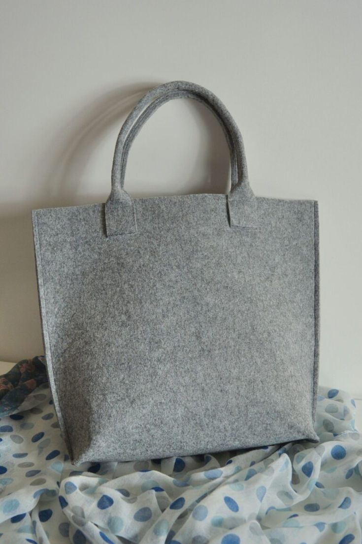 Felting A Knitted Bag - The Science Experiment Part -
