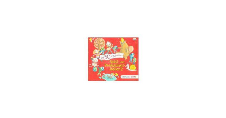 CD Die 50 schönsten Lieder für Bewegung und Bewegung 2 (3 CDs)   – Products