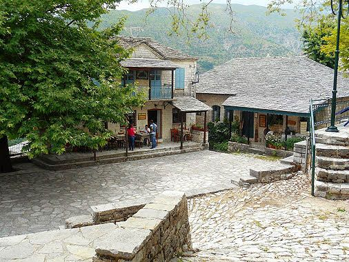 Kalarrites, Tzoumerka, Epirus, Greece