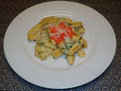 MAKE-FOOD: Gnocchi s uzeným lososem