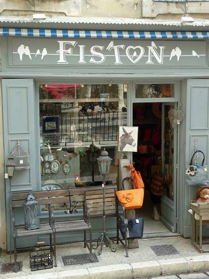 Fiston | Saint-Rémy-de-Provence, France