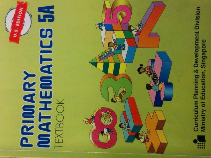The 25 best math textbook ideas on pinterest calculus textbook primary mathematics 5a textbook singapore math textbook fandeluxe Images