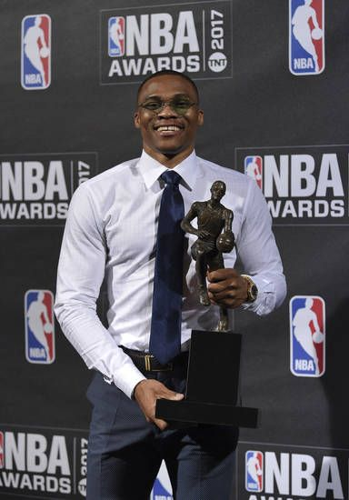 Simply the best: Russell Westbrook is the NBA's MVP - Article Photos Gallery