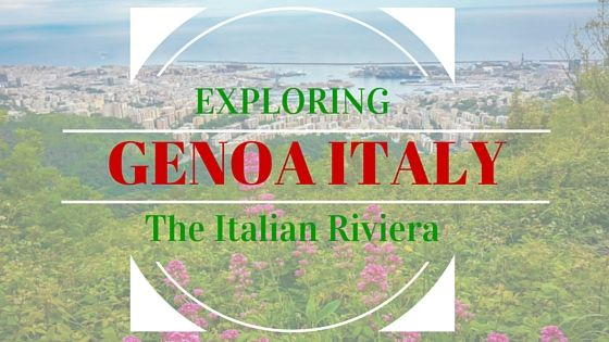 Genoa Italy is a great city on the Italian Riviera offering a combination of authentic foods, culture, beaches, hikes and more. Great for every traveler.