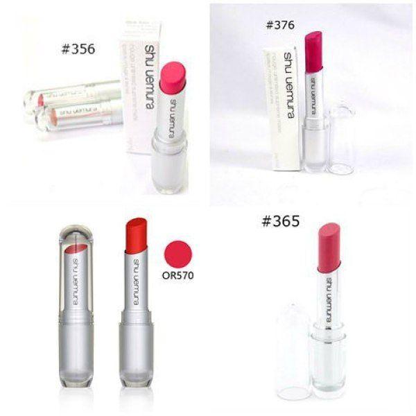 Shu Uemura Matte Lipsticks - Shu Uemura Rouge Unlimited Supreme Matte Lipstick