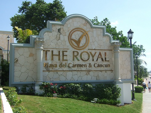 Royal Playa Del Carmen this is where we will be going for our honeymoon!
