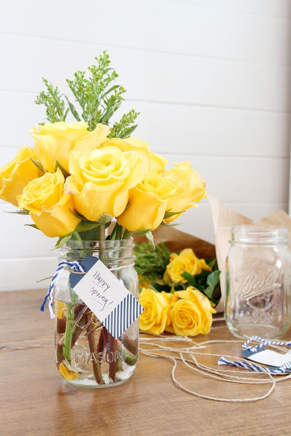 Simple chic this stunning floral arrangement made of