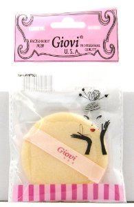 NEW!!! Giovi Face & Body Puff - Small HP601 by Giovi. $2.00