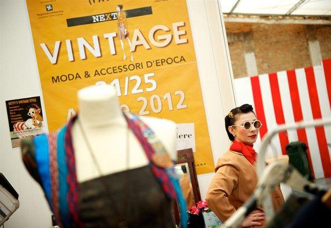 Next Vintage: la fiera del vintage al Castello di Belgioioso a Pavia --> 12-15 ottobre 2012