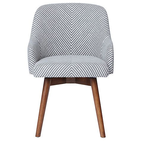 buy west elm saddle office chair painted stripegravel online at johnlewiscom bathroomhandsome chicago office chairs investment furniture