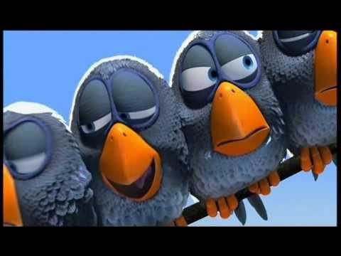 Tellement drôle!!!!!  Un bon moyen pour discuter de l'intimidation! :o) voir sur youtube
