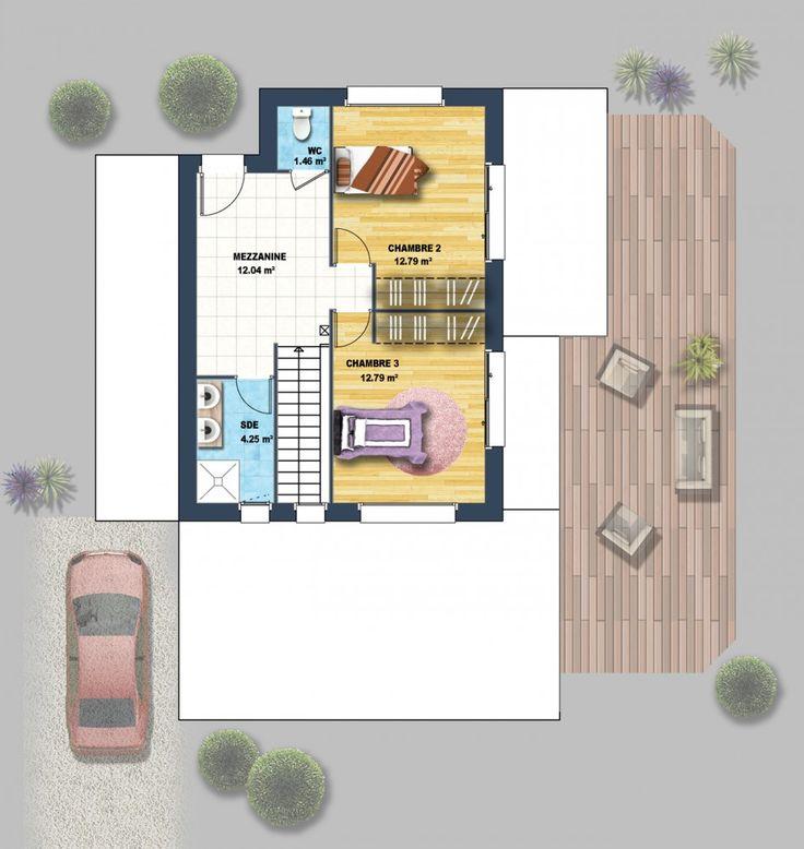 Maison moderne Longeville sur Mer 85 Maison Pinterest