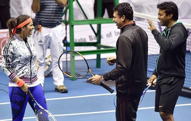 Sania Mirza: Not Really Thinking About Olympics At The Moment