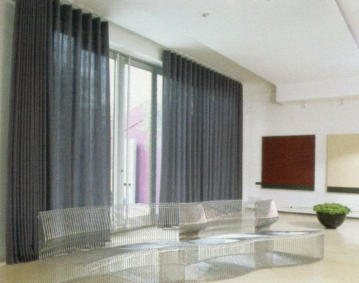 Wave Heading Curtains from Interior Inspirations, Farnborough