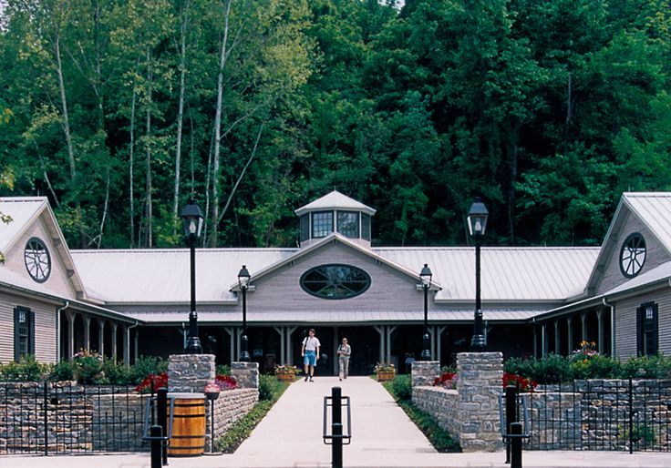 Jack Daniel's Distillery, Lynchburg 3 hours from Chattanooga  1 hour, 30 mins from Nashville