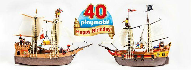 Πειρατικό Καράβι PLAYMOBIL 1978- 2011!