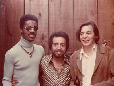 Stevie Wonder, Sérgio Mendes e Tom Jobim