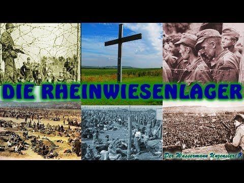 Rheinwiesenlager wahre Todeslager. - YouTube
