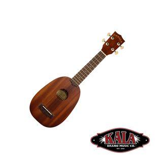 Kala Makala Pineapple Ukulele. The most economical pineapple ukulele you'll find. To find the best pineapple ukulele please read the ukulele reviews below.