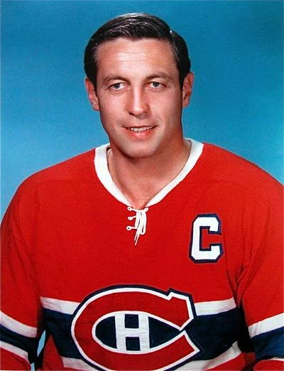 Jean Beliveau (Montreal Canadiens)