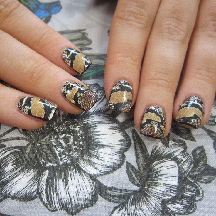 Passion for prints? Let your wild side out with nail art wraps! We have partnered with 'All That Jazz' to offer you the chance to win their full collection worth over £200. To Enter: Follow GLOSSYBOX UK and re pin one of these polished nail designs. Nail it and you could be one of our lucky winners!