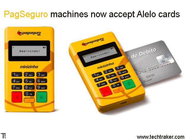 PagSeguro machines now accept Alelo cards: We all know about the PagSeguro, a payment platform recently announced this week, about the upgrade of it machine. Now machine can able to accept Cards with Alelo flag along with this machine will also accept Sodexo meal and feed cards, ticket and VR benefits. This new feature willMore