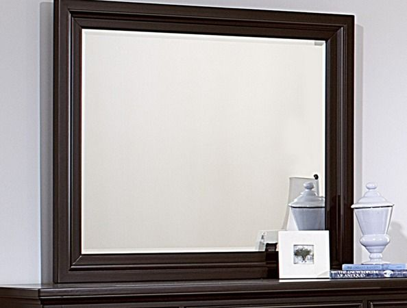Regan M - North American made and quality built, this landscape mirror is part of a beautifully crafted collection.