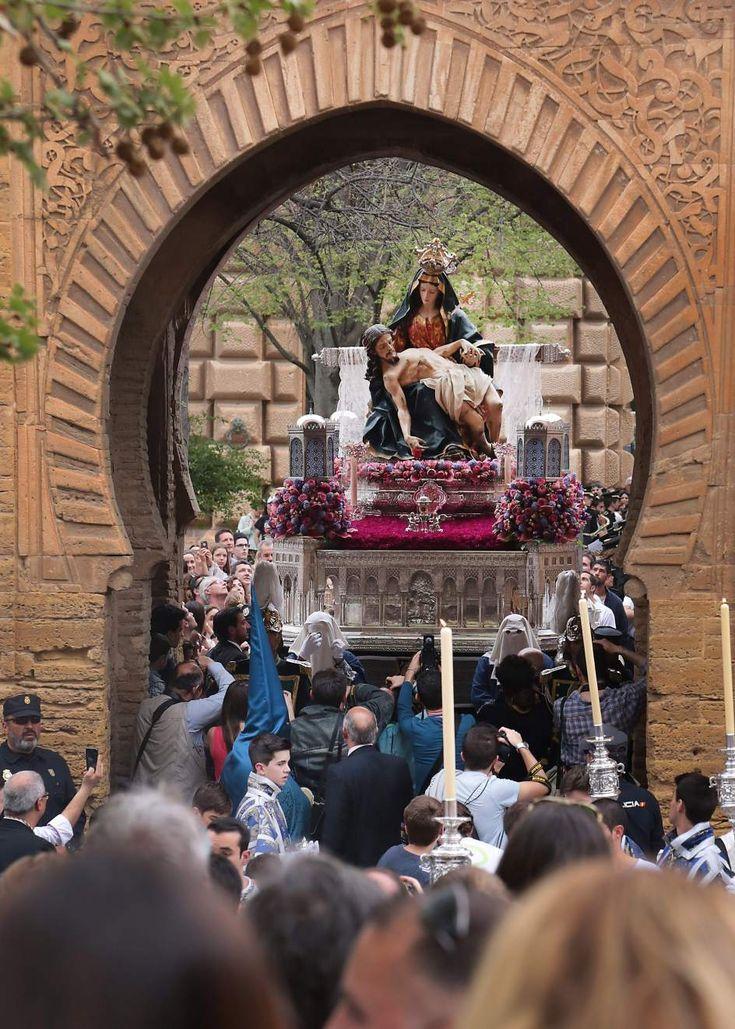 Sábado Santo en Granada