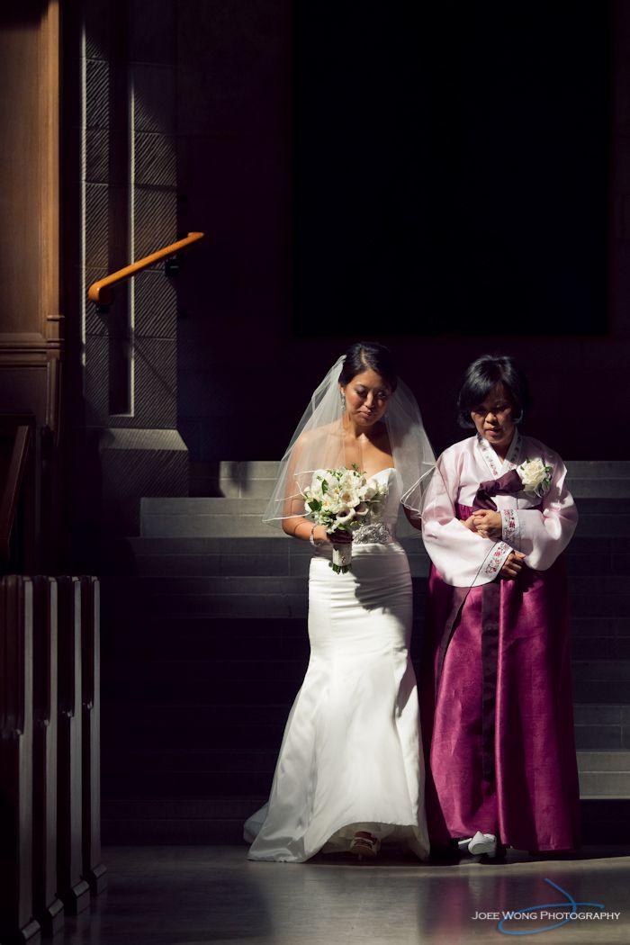 Trinity Chapel / Thompson Hotel Wedding by Joee Wong
