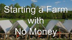 4 Ways to Start a Farm with No Money