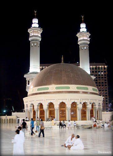 Al-Masjid Al-Haram-Mecca. ....{by Bassam}