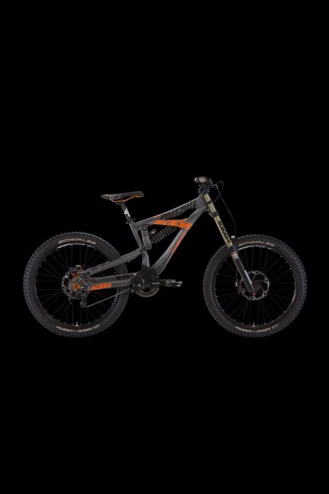 KTM mountain bike....4500 dollars of awesome!!
