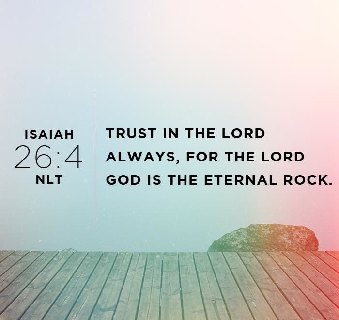 Isaiah 26:4 Learn Spanish with http://learnspanishthroughbible.blogspot.com  Try it, it's free..  Blessings.