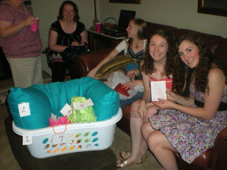 "DIY Grad Gifts | My Favorite Things, A ""dorm essentials"" basket for the high school grad! www.simplyalexandramyfavoritethings.blogspot.com"