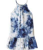 Tie-Dye Dress (Little Kids) Polo Ralph Lauren Kids