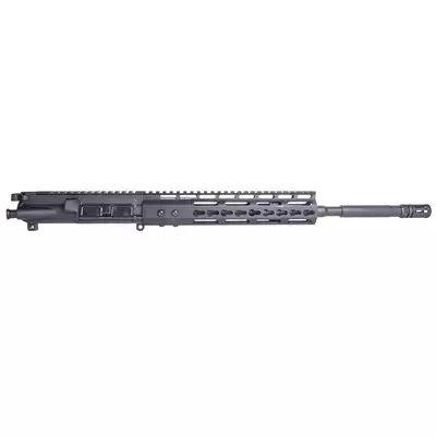 AR-15 COMPLETE UPPER RECEIVER BLACK KEYMOD 5.56 | Brownells