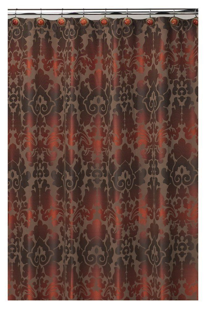 164 Best Images About Shower Curtains On Pinterest Taupe