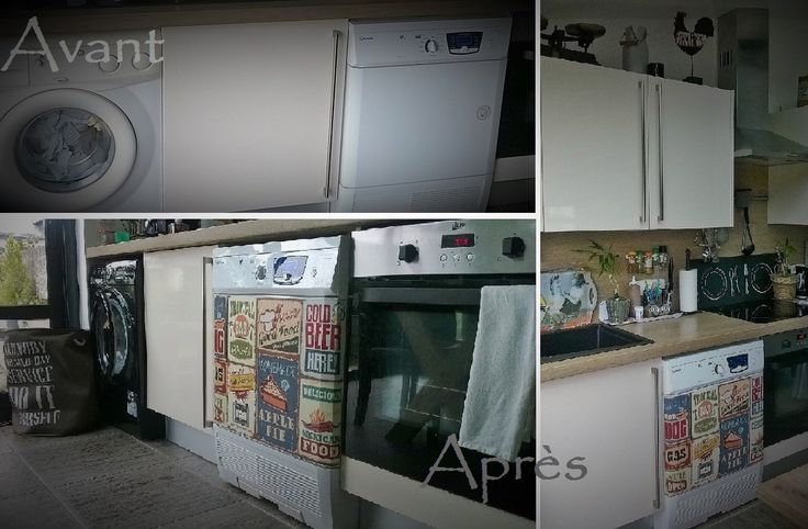 sticker pour s che linge ou lave vaisselle. Black Bedroom Furniture Sets. Home Design Ideas